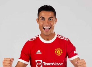 Ronaldo Re-sign Officially United