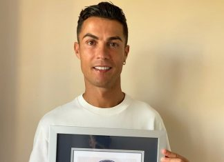 Ronaldo Cristiano Of Numbers And Records